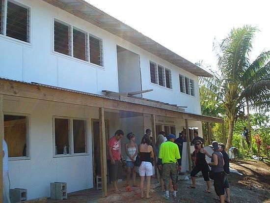The school the boys built