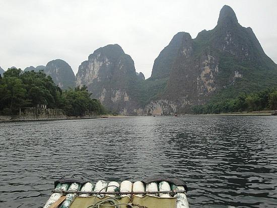 Karst scenery
