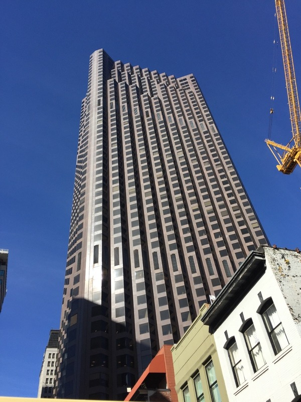 Building designed for maximum window offices