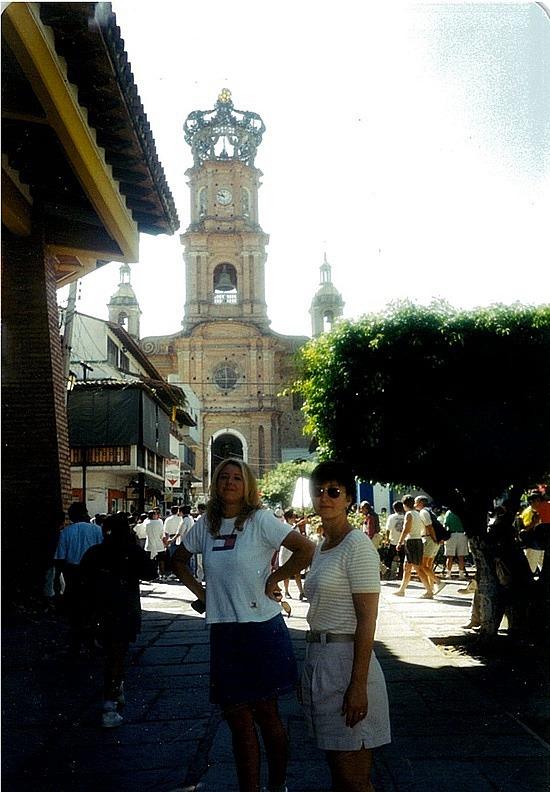 Old town & church