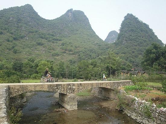 Another bridge crossing