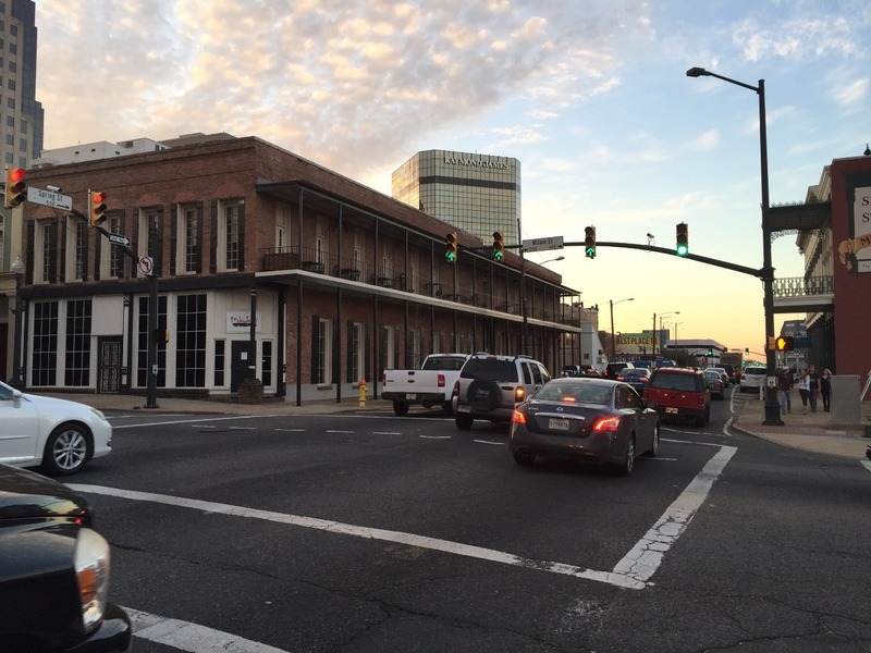 New Orleans style building