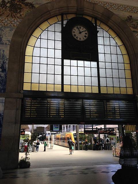 San Bento Station