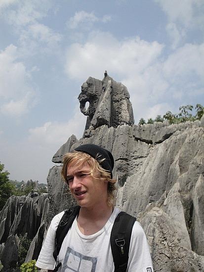 "The "" elephant"" rock"