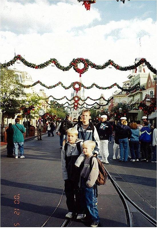 Main Street at Magic Kingdom