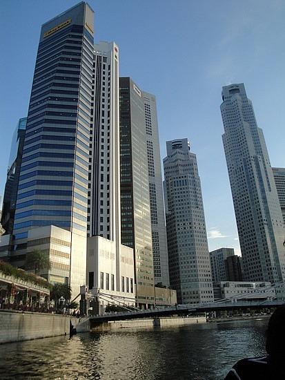More skyscrapers