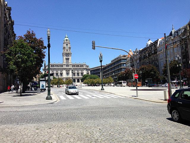 Big squares & buildings 1