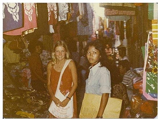 Shopping in Denpasar