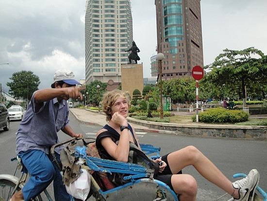 More Cyclo ride