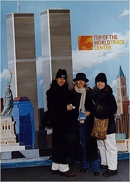 Shyree , Kylie & I at World Trade Towers