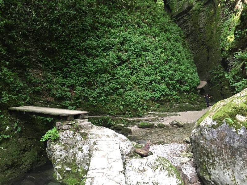 Magical gorge