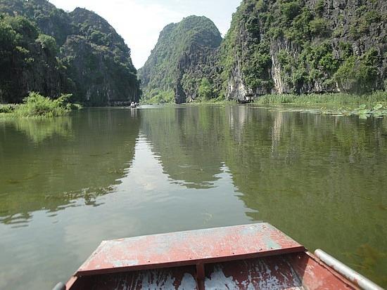 Tranqil scenery