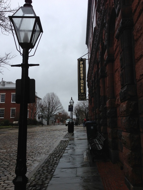 Old lanterns in New Bedford