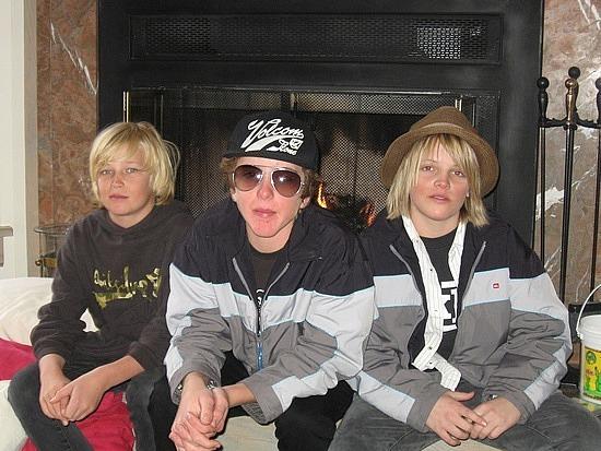 Nath, Mitch & Jaaden