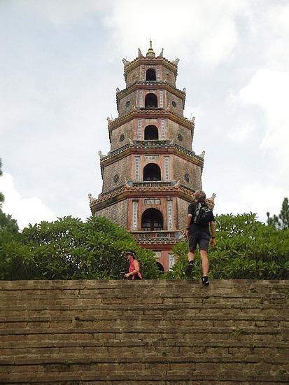Pagoda on Perfume River