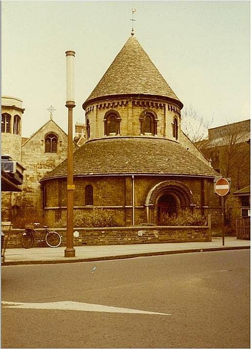 Norman Round church
