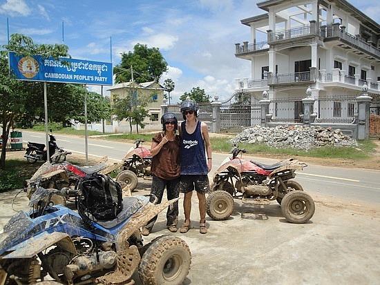 We were filthy!!