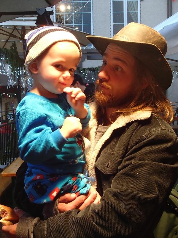 Nick enthralled with Ezra