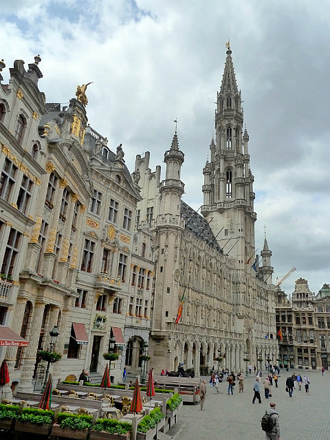 Hotel de Ville or Town hall