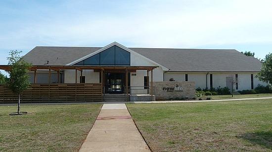 Their church in Euless Dallas