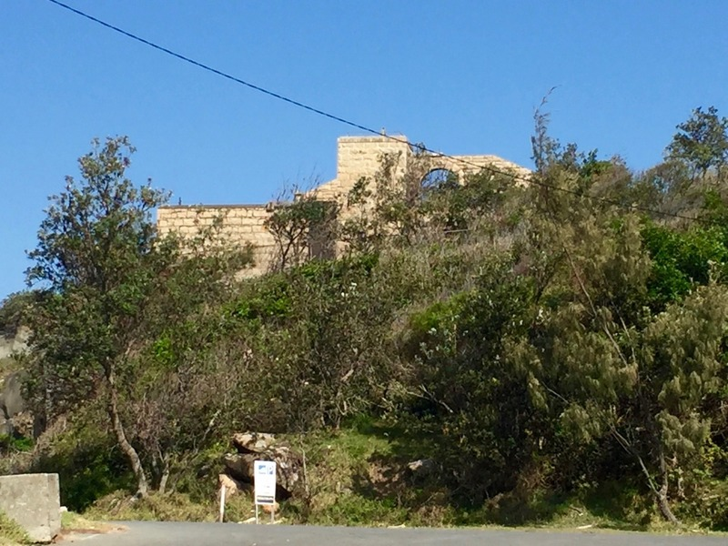 The old jail at South West Rocks