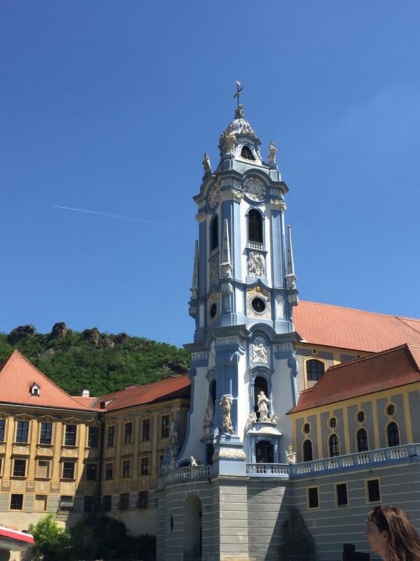 Durnstein church