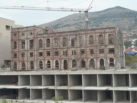 War building