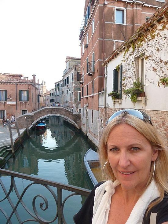 Bridge & canal