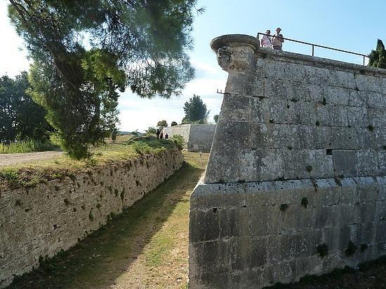 Castle & moat