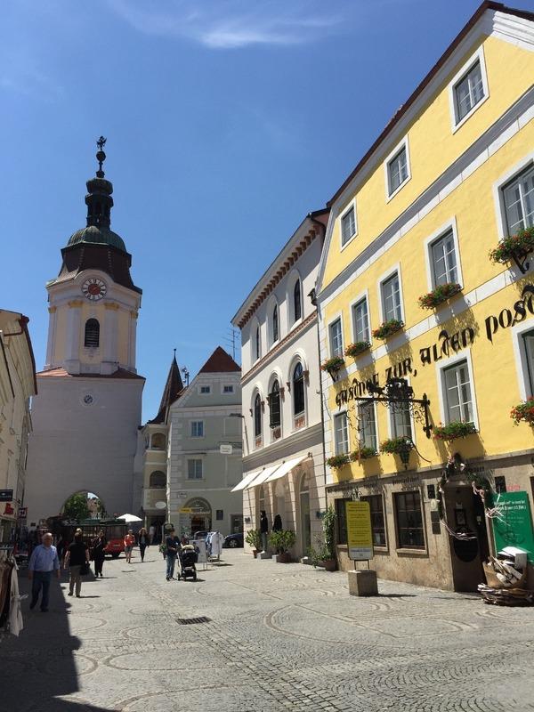 Krems village