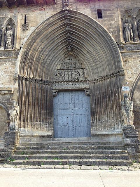 Magificent doorway