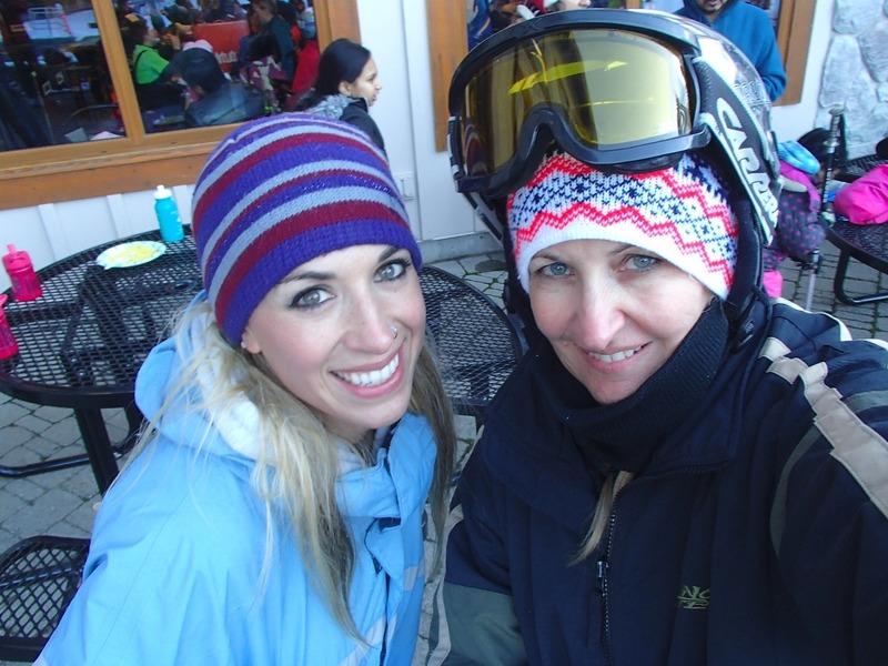 Kristina and I