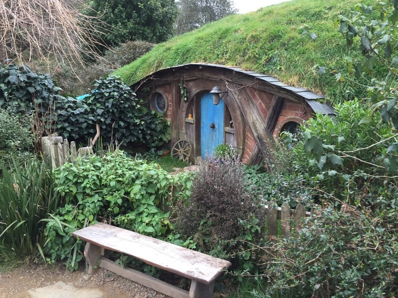 Cutest ever hobbit houses