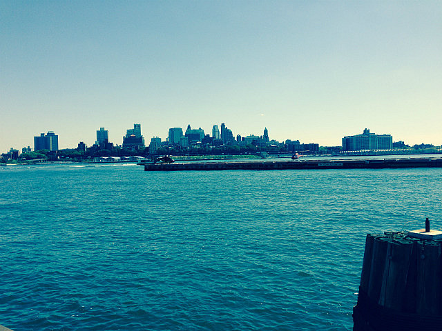 Looking to Brooklyn