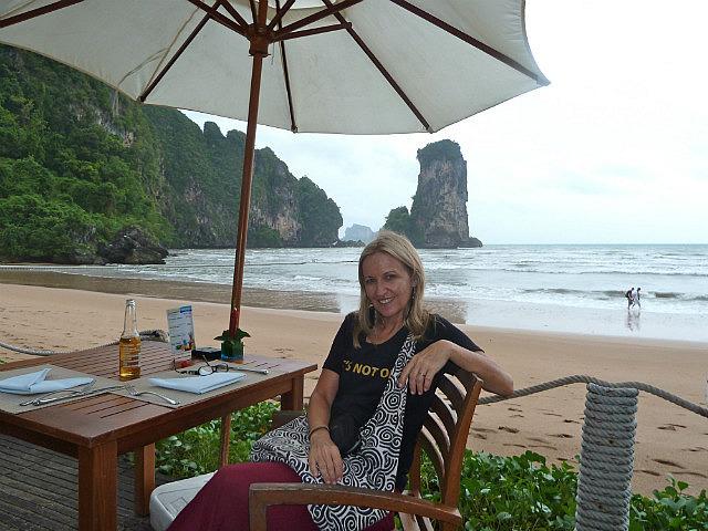 Beach at Centara Resort