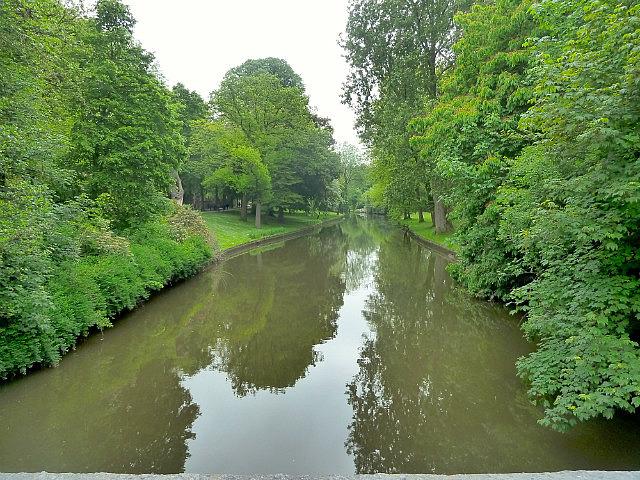 Warwick riverside walk