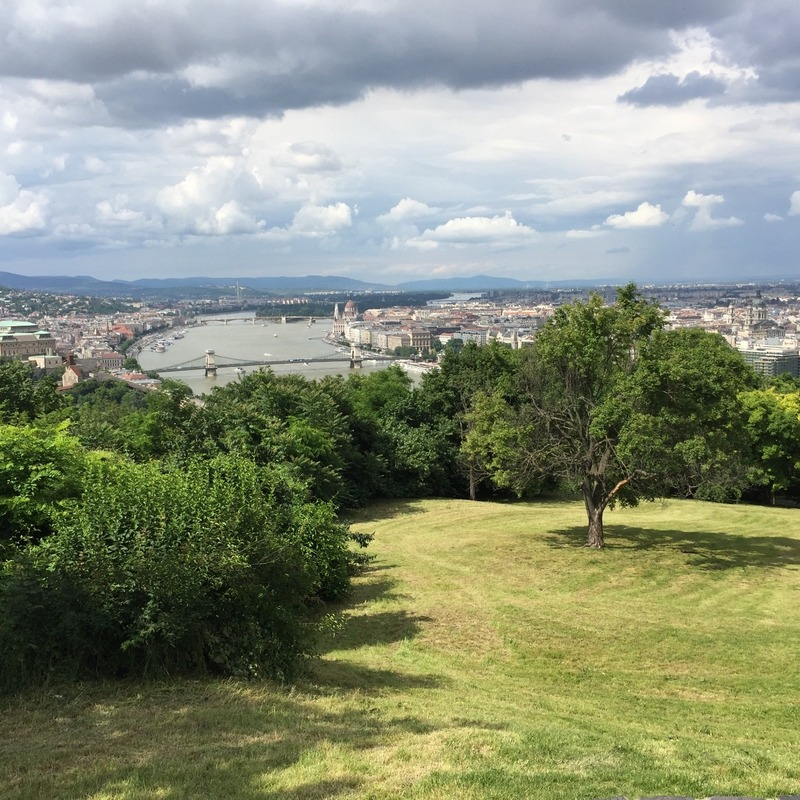 View from Citadelle Hill