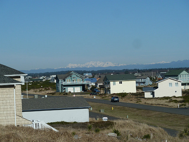 Houses of Ocean Shores