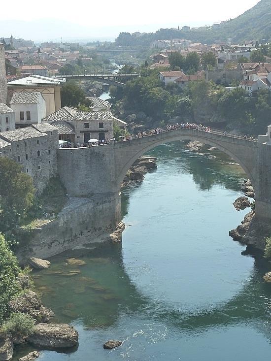 Stari Most- Mostar's Bridge