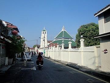 Kampong Hulu Mosque 1728