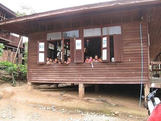 Kam's school