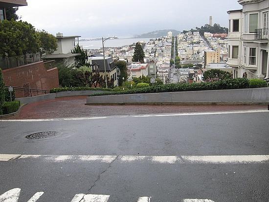 Hills - they are soooo steep