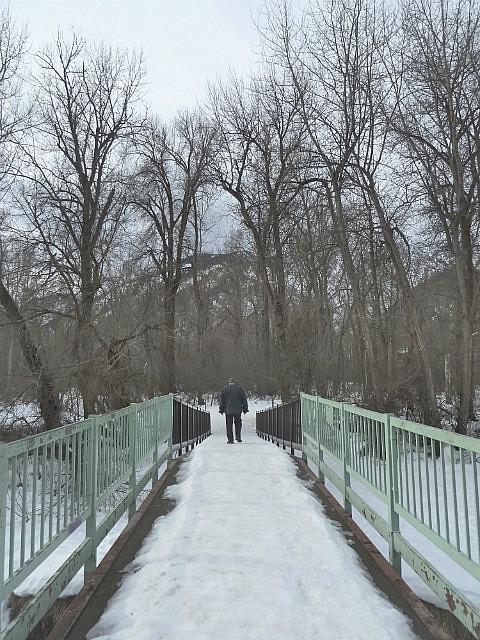 Bridge to Blackbird Island