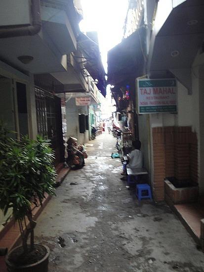 Pham Ngu Lao Lane