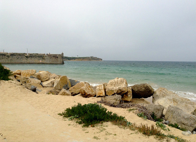 Surf beach at Peniche