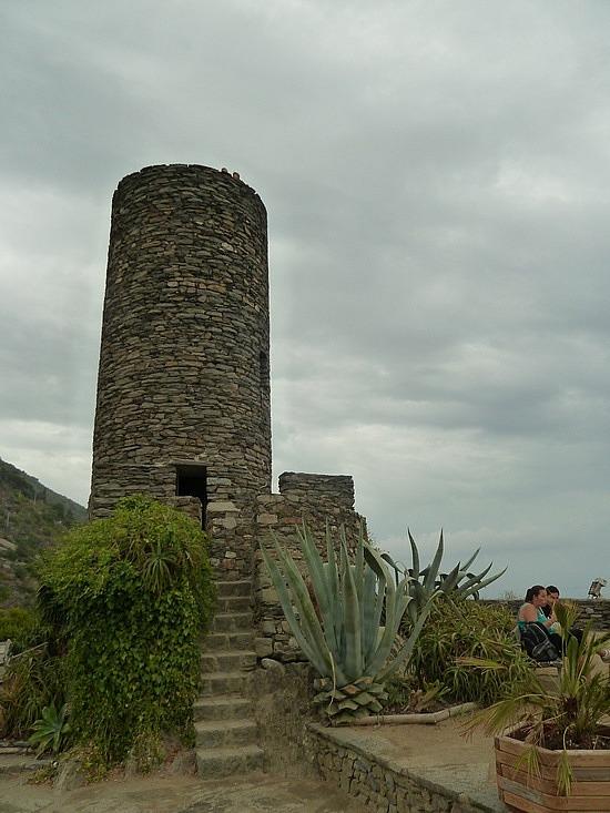 Castello Tower