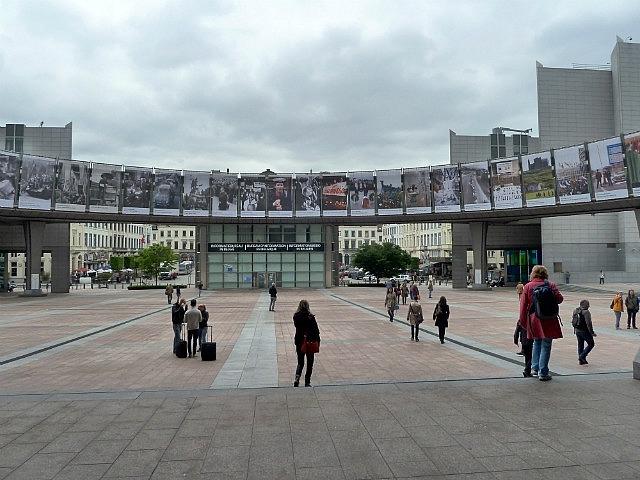 EU banners