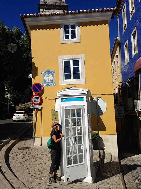 The colours of Sintra