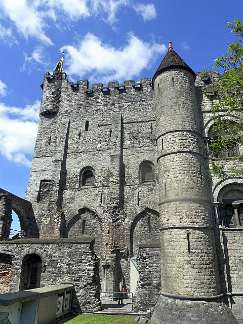 Pretty cool castle