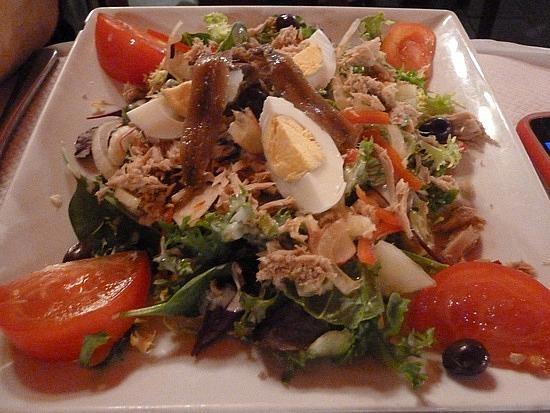 My Salad Nicoise - looks good